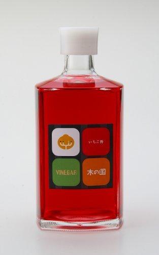 NORUCA 飲む フルーツ酢(いちご酢) 500ml(1本入)【消費税込み】