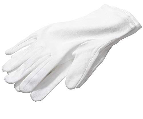Palestren, guanti in morbido cotone, universali, adatti come protezione per eczema, ideali per...
