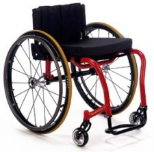 Invacare Top End Crossfire T6 Rigid Wheelchair