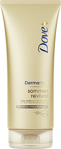 PALOMA DermaSpa Summer Revival Body Lotion brillante, 200ml