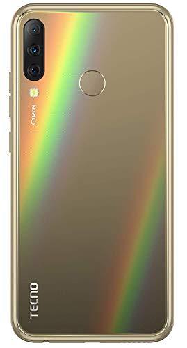 Tecno CAMON i4 (Triple Camera ON DOT Notch); 2GB+32GB Memory (Champagne Gold) 6