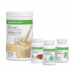 Herbalife Quickstart Weight Loss Program French Vanilla 1