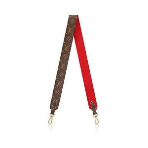 Louis Vuitton Handbag Strap Bandouliere Monogram Red J02287 13