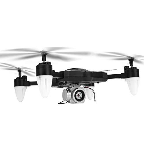 Drone con Luce a LED, Drone di Formazione Drone 2.4G 4CH per Principianti e Bambini, Senza...