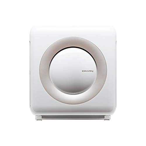 Coway White AP-1512HH Mighty Air Purifier with True HEPA and Auto Mode