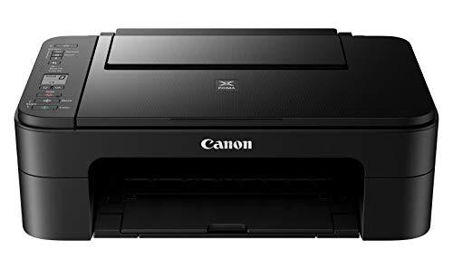 Impresora Multifuncional Canon PIXMA TS3150 Negra Wifi de inyección...