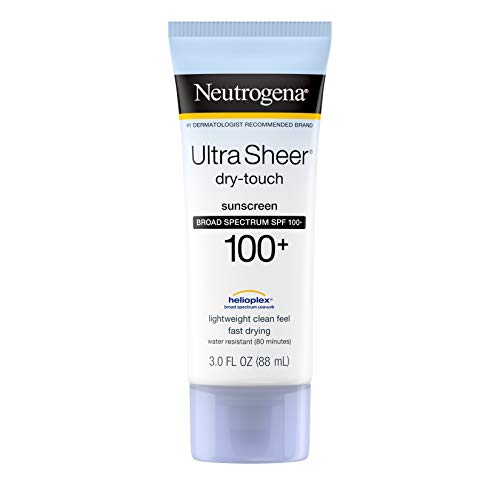 Neutrogena Ultra Sheer Dry-Touch Water Resistant and...