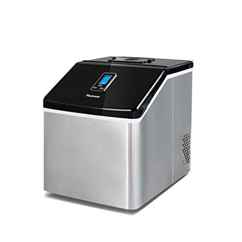 25KG Macchina per ghiaccio professionale intelligente - Schermo LED, macchina per ghiaccio in...