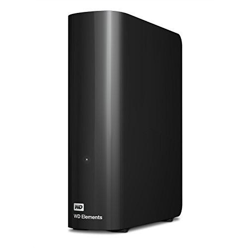 WD 4TB Elements Desktop, Hard Disk Esterno, USB...