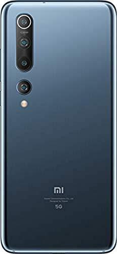 (Renewed) Mi 10 (Twilight Grey, 8GB RAM, 128GB Storage) - 108MP Quad Camera, SD 865 Processor, 5G Ready 8