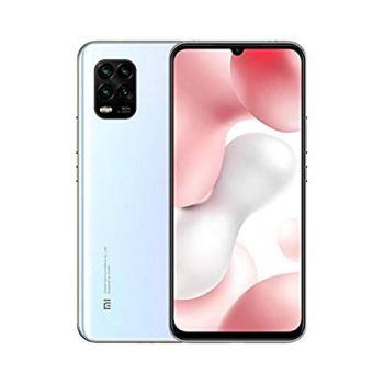 Xiaomi Mi 10 lite - Smartphone Débloqué 5G (6.57 Pouces, 6Go RAM, 64Go ROM, Double Nano-SIM) Blanc - Version Française - [Exclusivité Amazon]