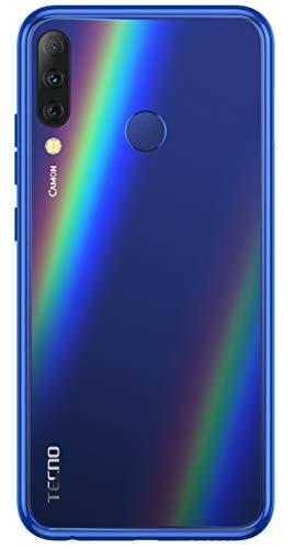 Tecno CAMON i4 (Triple Camera ON DOT Notch); 4GB+64GB Memory (Aqua Blue) 7