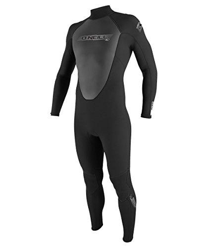 O\'Neill Wetsuits Herren Neoprenanzug Reactor 3/2 mm Full Wetsuit, Black, XL