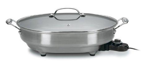 Cuisinart CSK-150 1500-Watt Nonstick...