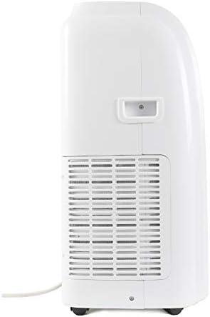 BLACK+DECKER BPACT14WT Portable Air Conditioner with Remote Control, 7,700 BTU DOE (14,000 BTU ASHRAE), Cools Up to 350 Square Feet, White 21
