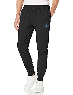 Warm and comfortable 9 oz. Blended cotton-polyester fleece Reduced pill; reduced shrinkage A percentage of recycled fibers used in making the fabric Extra stitch details for durability; 31' Inseam; iconic 'C' Patch of left hip 1.75' Waistband with en...