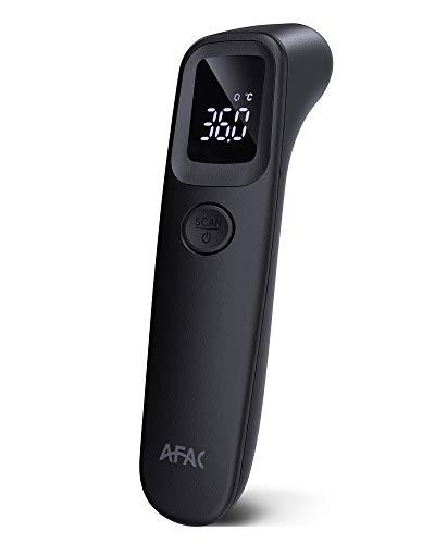 Termometro Digital Frente, AFAC Termometro Infrarrojos para Bebe,...