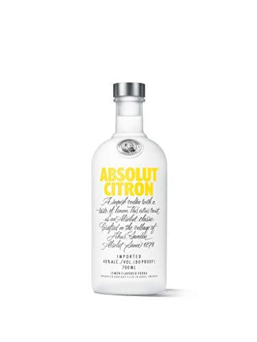 Absolut Citron Vodka, 700ml
