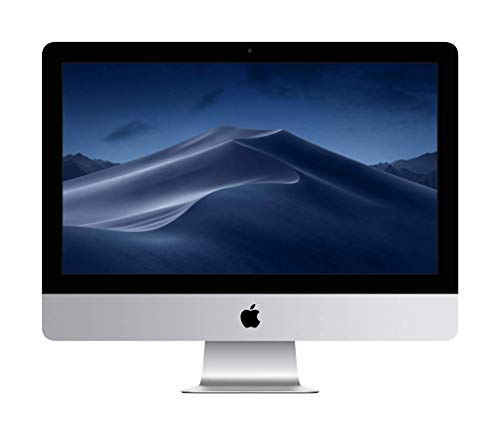 "Apple iMac - Ordenador de 21,5"" (pantalla Retina 4K, procesador Intel Core i5 de cuatro núcleos a 3,0 GHz), QWERTY Español"