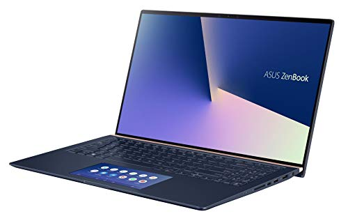 "Asus Zenbook UX534FA-A9010T PC Portable 15"" FHD (Intel Core i7-8565U, RAM 8Go, 512Go SSD, Windows 10) Clavier AZERTY Français"