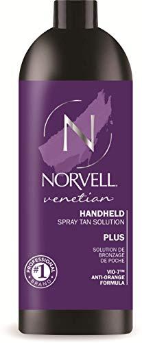 Norvell Premium Sunless Tanning Solution - Venetian Plus, 33.8 Fl Oz