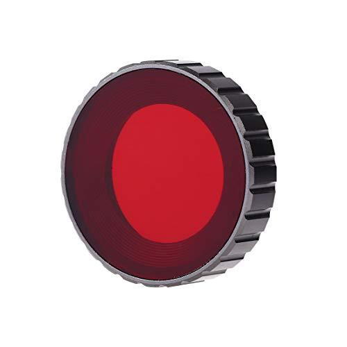 Linghuang Filtro Rosso Subacquee Sommergibile Luce Blu Assorbita per DJI OSMO Action Accessori Cam Obiettivi Fotografici Fotografia Subacquea