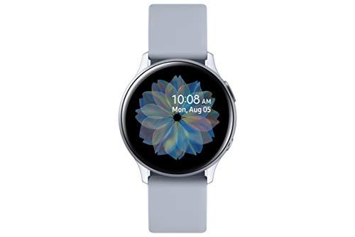 Samsung Galaxy Watch Active2 Aluminium, 44 mm, Bluetooth, Silber