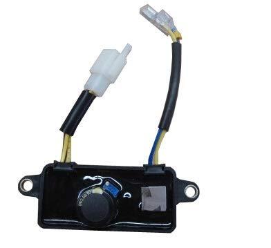 Centralina Bobina AVR Generatore Corrente Elettrico Per Generatori a Scoppio 2,5/3KW Auto Voltage...