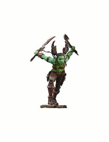 Action Figur WoW Orc Rouge: Garona Halforcen (Serie VII)