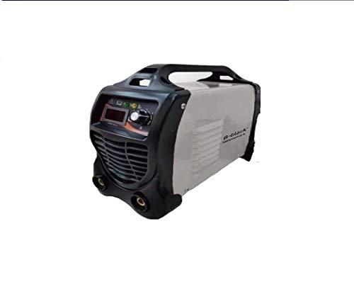 B-black® Poste à souder Inverter 300 A avec câbles 3 + 2 m, électrode professionnelle 300 A Électrode professionnelle 300 A