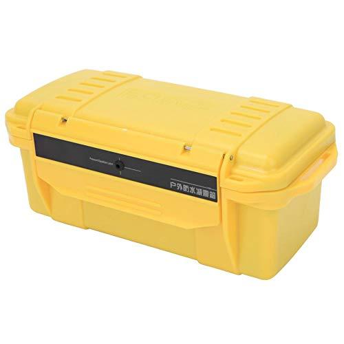 Cassetta attrezzi impermeabile, 1PCS 377g Cassetta porta attrezzi impermeabile, per bambini adulti Attrezzatura da pesca Amante della pesca Mare/Pesca fresca Uso esterno