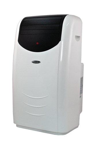 Soleus Air LX-140, 14,000 BTU Evaporative Portable Air Conditioner, 14,200 BTU Heater, Dehumidifier and Fan