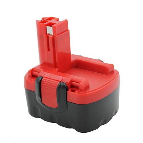 KINSUN Utensili Elettrici Batteria 14.4V 1.5Ah Per Bosch Trapano Senza Cordone Driver di Impatto 2...