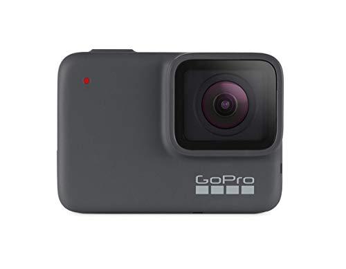 GoPro HERO7 - Fotocamera digitale impermeabile con manicotto e cordino (ricondizionato)