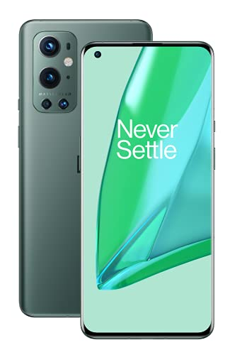 ONEPLUS 9 Pro 5G Smartphone with Hasselblad Camera for Mobile - Pine Green, 12GB RAM + 256GB