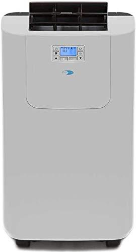 Whynter Elite ARC-122DS 12,000 BTU Dual Hose Portable Air Conditioner, Dehumidifier, Fan with...
