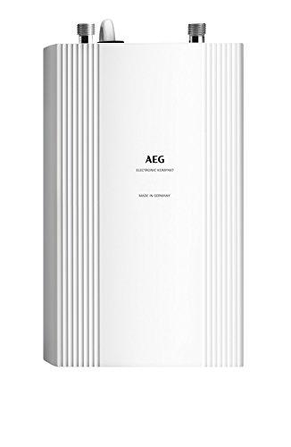 AEG elektronischer Durchlauferhitzer DDLE Kompakt 11/13 für die Küche, umschaltbar 11/13,5 kW, 230768