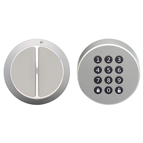 Danalock KIT1DLOZUBT Smart Lock with Bluetooth & Z-Wave and Danapad V3 with Bluetooth