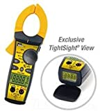 600 AAC CLAMP Meter W/TRMS CAPACITANCE FREQ