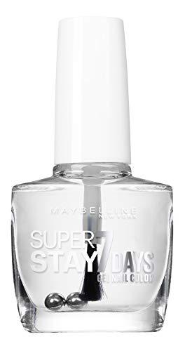 Maybelline SuperStay 7Days 25 Base Transparente 10ml Transpa