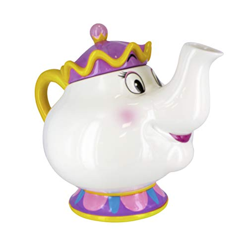 Paladone PP4342DP Mrs Potts Tea Pot Teekanne Keramik 24 x 17 x 20 cm Multi