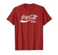 Coca-Cola Twin Coke Logos Maglietta