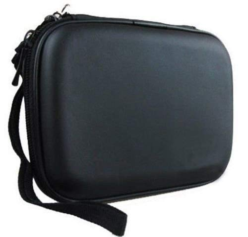 Sellingal Hard Disk Drive Pouch case for 2.5' HDD Cover WD Seagate Slim Sony Dell Toshiba (Black)