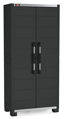 Keter Garage Armadio XL Alto. x-Large Nero