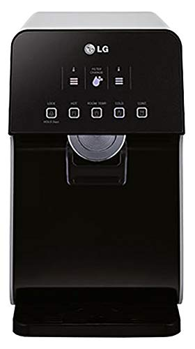 LG WHD71RB4RP Water Purifier,Black