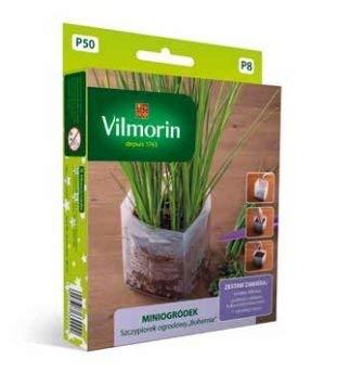 Mini Garden - Erba cipollina - set di avvio per coltivazione indoor - 1700 semi
