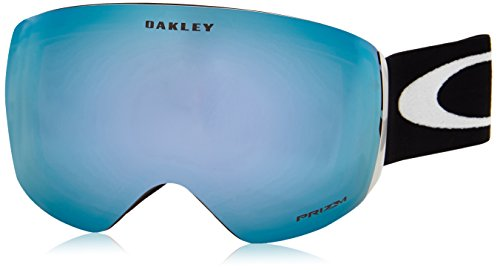 Oakley Flight Deck 705020 0 Occhiali Sportivi, Nero (Matte Black/Prizmsapphireiridium), 99 Uomo