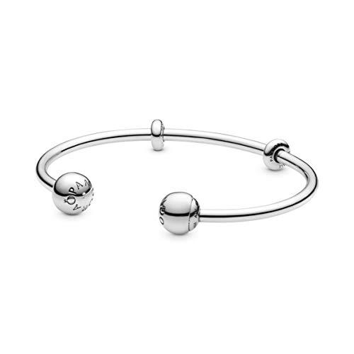 Pandora Bangle Donna argento - 596477-1