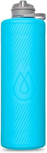 HydraPak Gourde Pliable Flux 1 L, Bleu Malibu