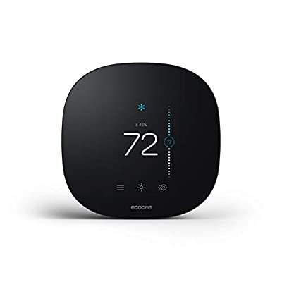 Save up to 23% annually on heating and cooling costs (compared to a hold of 72°F) Control from anywhere using your Android or iOS device Add SmartSensor to manage hot or cold spots and deliver enhanced comfort to the rooms that matter most Automatica...